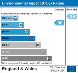 energy efficiency rating for Clay Farm Drive, Trumpington, Cambridge